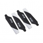 Blade 70 S Main Rotor Blades (Pack of 4) - BLH4206