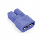 Etronix Male EC3 to Female Traxxas One-Piece Adapter Plug - ET0850ETR