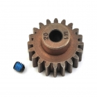 Traxxas Hardened Steel Mod 1 Pinion Gear with 5mm Bore (20T) - TRX6494X
