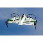E-flite X-Vert VTOL Airplane/Drone with SAFE Technology (BNF Basic) - EFL1850