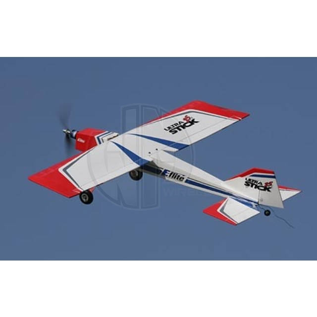 E Flite Ultra Stick 25e Airplane Arf Efl4025
