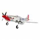 E-flite P-51D Mustang Electric Airplane with AS3X and Retracts (Bind-N-Fly Basic) - EFL8250