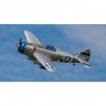 E-flite P-47D Razorback 1.2m Airplane with AS3X and SAFE Technology (BNF Basic) - EFL8450
