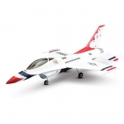 E-flite Ultra-Micro UMX F-16 Ducted Fan Jet Plane with AS3X (Bind-N-Fly Basic) - EFLU2850