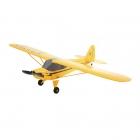 E-flite Ultra-Micro UMX J-3 Cub BL Electric RC Plane (Bind-N-Fly Basic) - EFLU3450