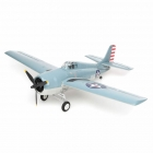 E-flite Ultra-Micro UMX F4F Wildcat Electric RC Plane with AS3X (Bind-N-Fly Basic) - EFLU3650