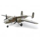 E-flite UMX B-25 Mitchell Electric Ultra-Micro RC Plane (Bind-N-Fly Basic) - EFLU5550