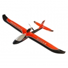 Joysway Huntsman V2 1100 Brushless Powered Glider (Orange) - JS-6108V2O