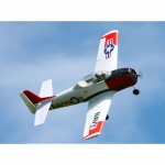ParkZone T-28 Trojan 1.1m Electric Airplane with AS3X and SAFE Technology (BNF Basic) - PKZ8250