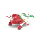 Zvezda Disney El Chupacabra Snap Together 1/100 Scale Model Plane Kit for Ages 7+ - Z2064