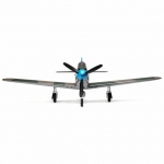 E-flite P-39 Airacobra 1.2m Plane with AS3X and SAFE Select (BNF Basic) - EFL9150