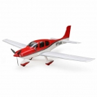 E-flite UMX Cirrus SR22T Micro Plane with AS3X and SAFE Select (BNF Basic) - EFLU5950
