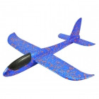 FMS 450mm Mini Fox Chuck Glider Kit (Blue) - FS0171B