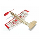 Guillows Rockstar Jet Aircraft Mini Balsa Laser Cut Kit Plane - G4504