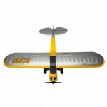 HobbyZone Carbon Cub S+ 1300mm Airplane with SAFE Technology (BNF Basic) - HBZ3250