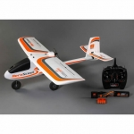 HobbyZone AeroScout S 1.1m Trainer Electric Airplane with SAFE Technology (Ready-to-Fly) - HBZ3800