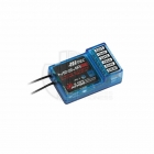 Hitec Minima 6E End Port 6 Channel 2.4Ghz AFHSS Micro Receiver (26612) - 2226595
