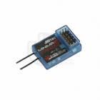 Hitec Minima 6T Top Port 6 Channel 2.4GHz AFHSS Micro Receiver (26610) - 2226600