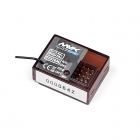 Maverick MRX-243 2.4Ghz 3-Channel Receiver with Failsafe - MV22716