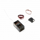 Spektrum AR8010T 2.4GHz DSMX 8-Channel Air Integrated Telemetry Receiver - SPMAR8010T