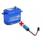 Power HD LW-25MG Waterproof Servo Compatible with TRX4 Plus RX30 - HD-LW-25MGCOM