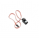 ParkZone SV80 Servo with Long Lead for T-28, P-51D, Extra 300 and Corsair - PKZ1081