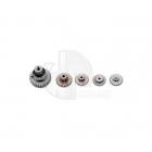 Savox Replacement Gear Set with Bearings for SA1283SG Servo - SAV-SGSA1283SG