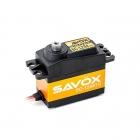 Savox Standard Size High Torque Coreless 12kg Titanium Gear Digital Servo - SAV-SC1258