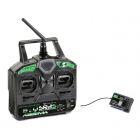 Absima SR2S AFHDS 2.4GHz 2-Channel Stick Radio System (Transmitter and Receiver) - 2000021