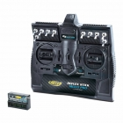 Carson Reflex Stick Multi Pro 14-Channel Transmitter and Receiver 2.4Ghz Radio System - C501003