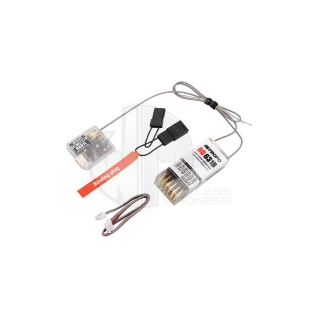 jr propo xg6 dmss 6 channel 2 4ghz transmitter and