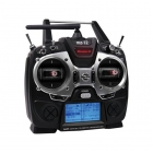 Graupner MZ-12 6-Channel 2.4GHz HoTT Transmitter with GR-12L Receiver - P-1002-12