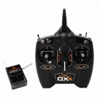 Spektrum DXe 6-Channel Full Range DSMX Radio System Transmitter with AR610 Receiver - SPM1000