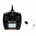 Spektrum DX6e 6-Channel Full Range DSMX Radio System with AR610 Receiver - SPM6650EU