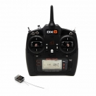 Spektrum DX6 G3 6-Channel DSMX Transmitter and AR6600T Receiver (Mode 2) - SPM6755EU