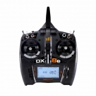 Spektrum DX8e 8-Channel 2.4Ghz DSMX Transmitter Only - SPMR8100EU