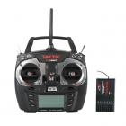 Tactic TTX650 6-Channel SLT 2.4Ghz Transmitter and TR624 Receiver (Mode 2) - TACJ2652