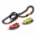 Carrera Go Disney-Pixar Cars-3 Ride the Track 5.4-metre Slot Car Racing Set - CA62422