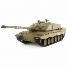 Heng Long 1/16 British Challenger 2 with Smoke, Sound and 2.4GHz Radio System - 4400719