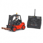 Carson 1/14 Linde H40D Forklift Truck with 2.4Ghz Radio System (Ready to Run) - C907093