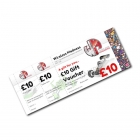 Wireless Madness Gift Vouchers (1) - £10 Value